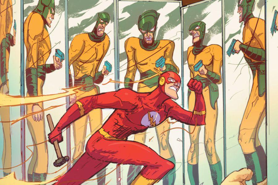 mirror master flash