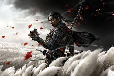 Nuevo parche de Ghost of Tsushima permite hacer el juego aún más difícil