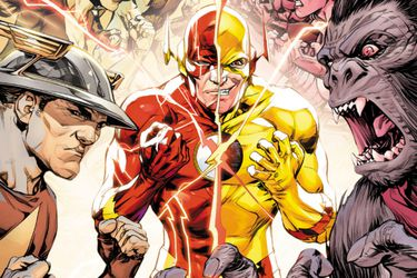 Joshua Williamson dejará de escribir el cómic de The Flash