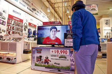 Comercio descarta menores ventas por ausencia de la Roja en Rusia 2018