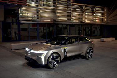 Renault se alista para entrar a la carrera de los SUV eléctricos