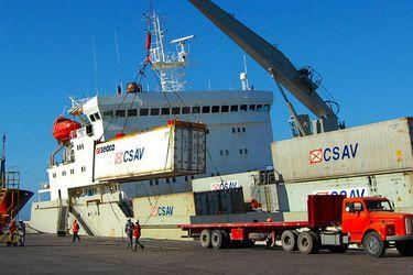 Vapores, la naviera del grupo Luksic, registra utilidades históricas en el primer trimestre