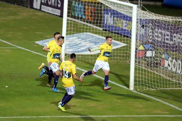Everton ganó y duerme en zona de clasificación a la Sudamericana