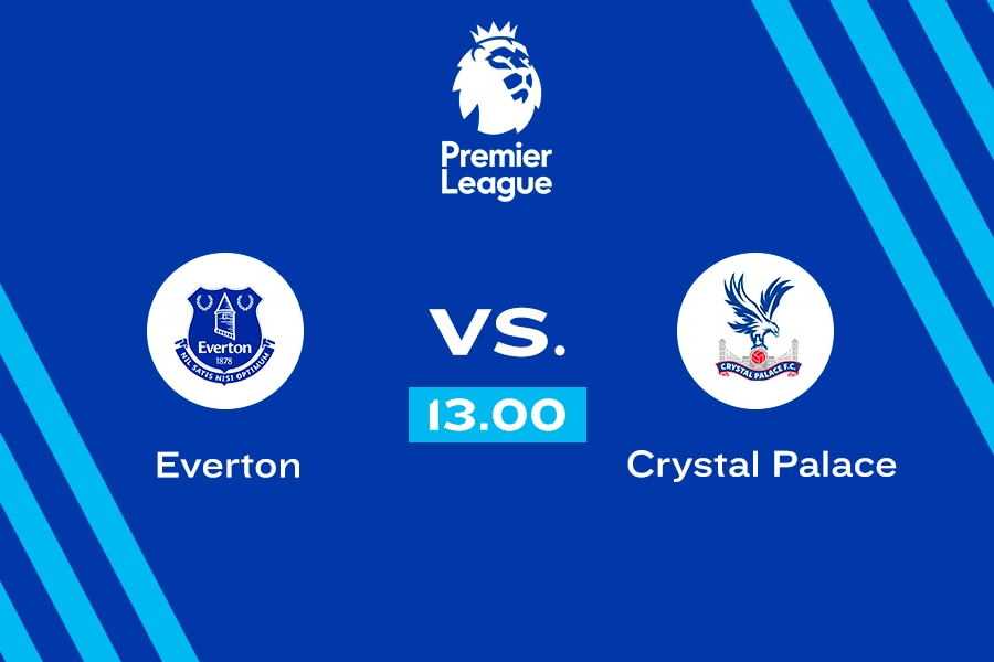 Everton vs. Crystal Palace, minuto a minuto