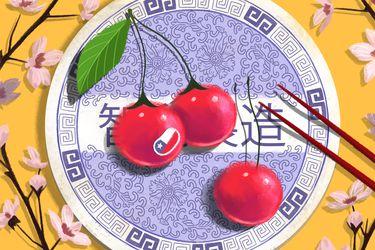 """Las razones que explican el """"reinado"""" de la cereza chilena en China"""
