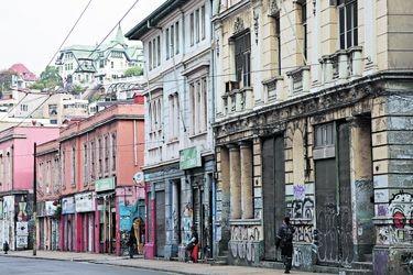 El proyecto que busca mejorar las fachadas de Valparaíso