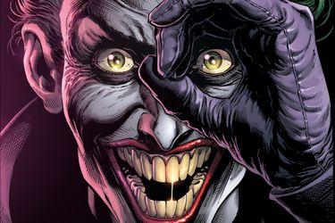 El Joker de La Broma Asesina anuncia que Batman: Three Jokers llegará el 17 de junio
