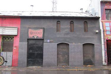 "Bar Óxido cancela tocata ""Defiende Chile"""