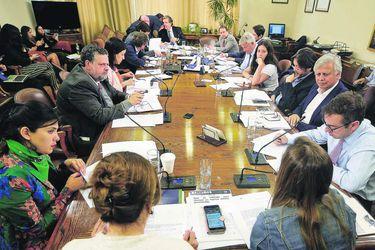 Comisión Trabajo Camara de Diputado