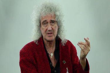 Brian May desmiente negativa de Queen de tocar en los Oscar
