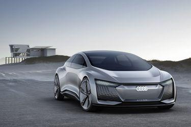 Todos para uno y uno para todos: proyecto Landjet dará origen a un SUV eléctrico para Audi, Porsche y Bentley