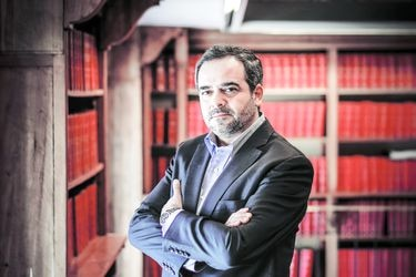"""Jaime Quintana (PPD): """"Sin justificarla, la violencia generó condiciones para  el acuerdo"""""""