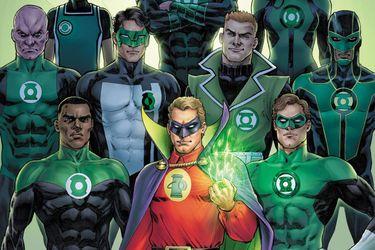 DC Comics celebrará la historia de Green Lantern con un especial en mayo