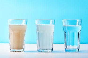 Consejos y productos para filtrar el agua