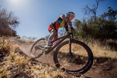 Lo Barnechea recibe carrera UCI