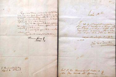cartas San Martin Y Freire 1