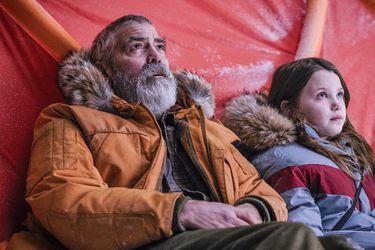 """George Clooney estrena Cielo de medianoche en Netflix: """"Tiene un poco de Gravity y The Revenant"""""""