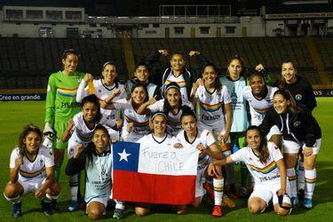 """Paula Navarro: """"Saldremos a ganar por Chile, por la gente que lucha día a día"""""""