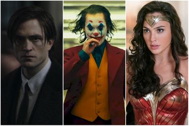 DC explicó el panorama actual de su Multiverso cinematográfico
