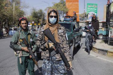El comandante talibán que lanzó atentados con bombas en Kabul ahora es un jefe de policía a cargo de la seguridad