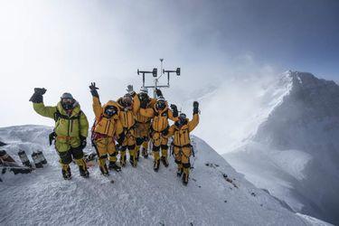Everest: los secretos del techo del mundo