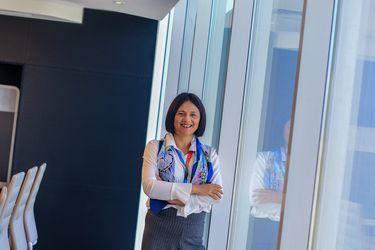 A qué llega la asesora para la Macrozona Sur, Loreto Silva, la fiel escudera de Piñera
