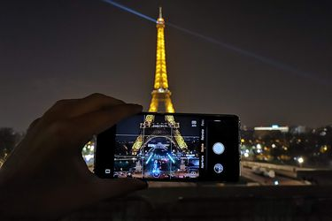 Un zoom a Paris: Así funciona la cámara del Huawei P30 Pro