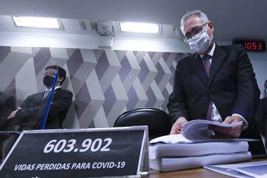 """""""No tenemos culpa de nada"""": Bolsonaro responde a acusaciones de """"crímenes contra la humanidad"""" por gestión de la pandemia"""