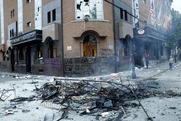 Imputados tras incendio y saqueo en Hotel Principado de Asturias son condenados a 5 y 6 años de cárcel
