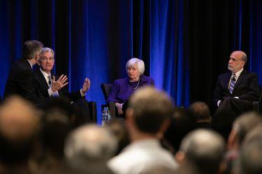 Yellen pasó la posta de estabilidad económica a Powell. Ahora, él la está devolviendo