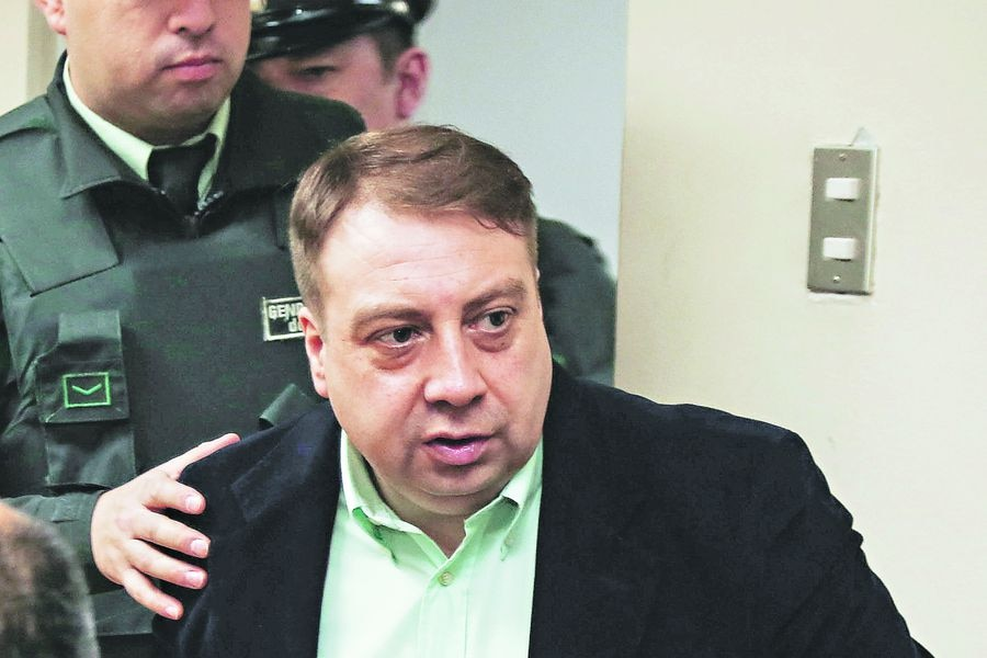 Sentencia contra Mauricio Ortega caso Nabila Rifo