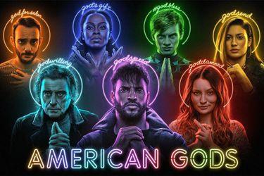 American Gods fue cancelada luego del fin de su tercera temporada