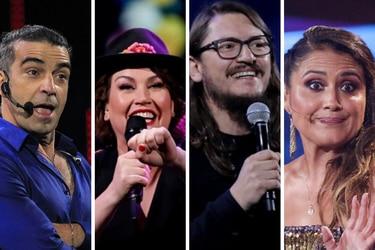 """¿A quiénes hacen reír ahora Jorge Alís o Javiera Contador? El humor trata de rentabilizar el encierro y planea un """"Netflix de la comedia"""""""