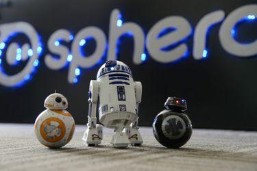 Sphero descontinuó a BB-8, R2-D2 y otros productos con licencia Disney