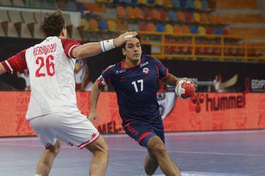 Chile pierde el partido y la cabeza en el último suspiro