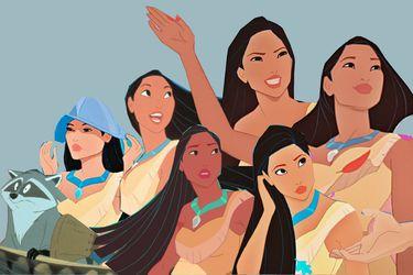 Pocahontas, aprender a romper los límites