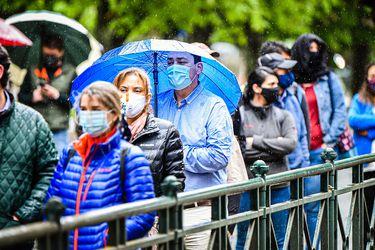 Informe Epidemiológico: Temuco vuelve a liderar en casos activos y Región de Magallanes continúa concentrando la mayor tasa de incidencia