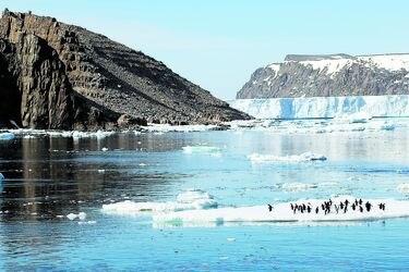 La desconocida conexión de la Antártica con las lluvias en la zona central de Chile