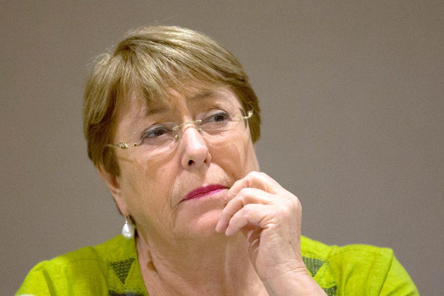 Bachelet en Malasia