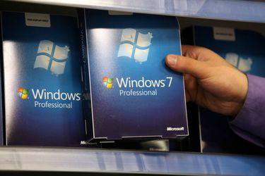 Microsoft se vio obligado a actualizar Windows 7 después de dar de baja su soporte técnico
