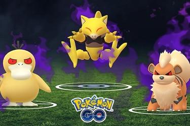 Pokémon Go: El equipo Rocket suma nuevos Pokémon oscuros