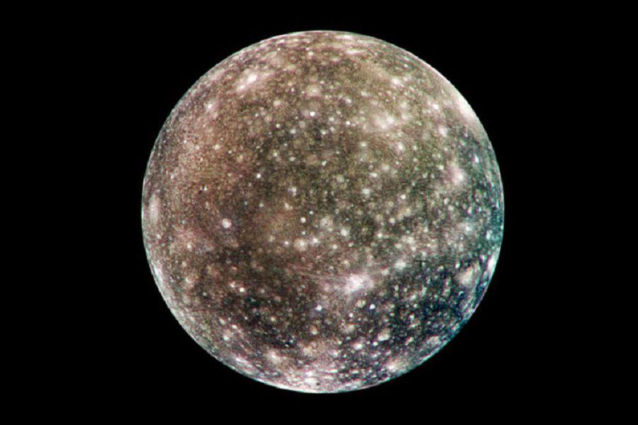 La fascinante misión china a una luna de Júpiter - La Tercera