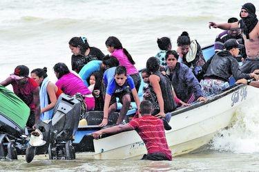Migrantes venezolanos brindan trabajo crucial en Sudamérica