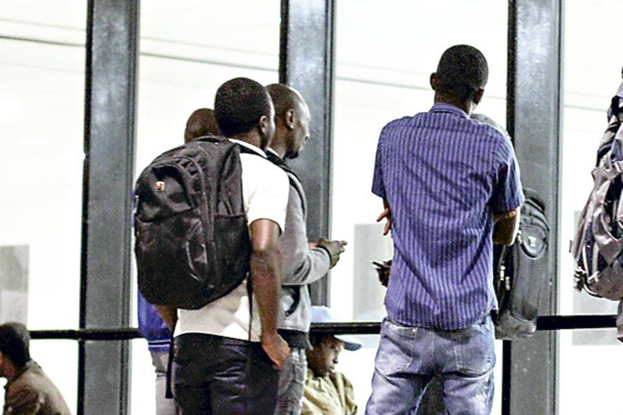 haitianos extranjeros