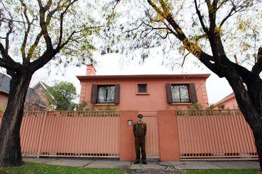 Fachada Casa de Eduardo Frei