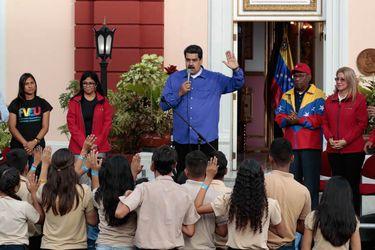 Maduro-Home