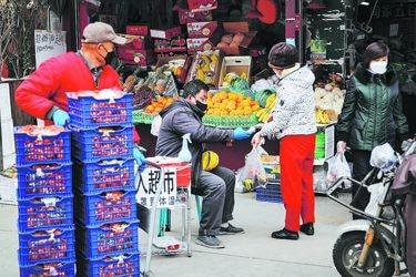 Sector frutícola espera que situación en China se normalice a fines de marzo