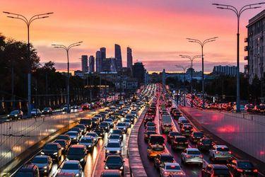 Santiago te parecerá un paraíso: estas son las 25 ciudades más congestionadas del mundo