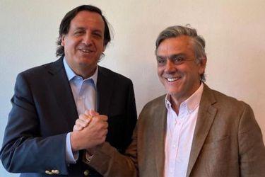 Víctor Pérez asumirá candidatura a la mesa UDI tras retiro de Longueira
