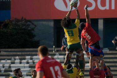 Chile consigue una importante victoria frente a Brasil en los clasificatorios para el Mundial de Rugby